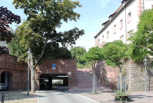 Parkhaus am Schloss Walldürn